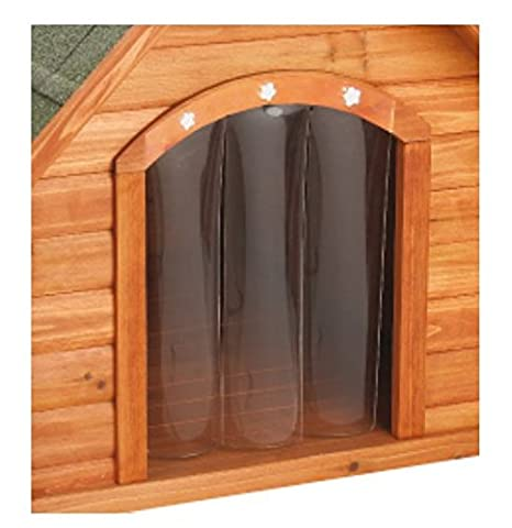 Crocici: Puerta para caseta Chalet, XL: Amazon.es: Productos para mascotas