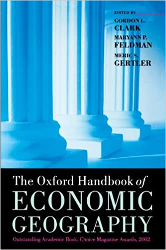 The oxford handbook of economic geography oxford handbooks gordon the oxford handbook of economic geography oxford handbooks fandeluxe Image collections