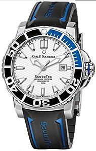 Carl F. Bucherer Patravi ScubaTec Men's Watch Model 00.10632.23.23.01