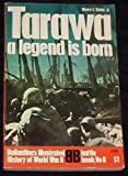 Front cover for the book Tarawa: a legend is born by Henry I. Shaw