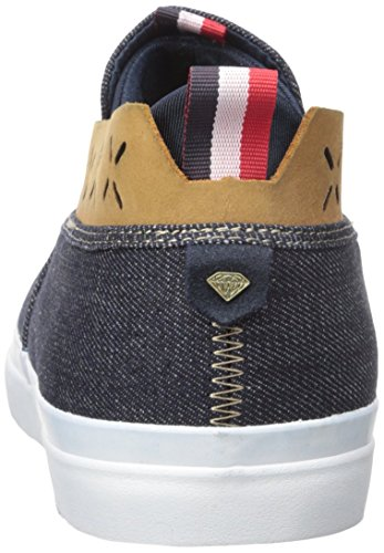 Denim Supply Co Mens Uomo Slip-on Scarpe Da Skateboard Denim