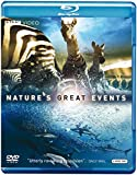 Nature's Great Events [Region Free Blu Ray] [UK Import]