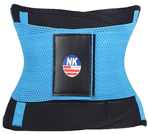 0c615f072b Hourglass Body Shaper  Waist Trimmer Belt Back Support Adjustable Abdominal  Ab Belt Waist Trainer Belly Hourglass Body Shaper Girdle