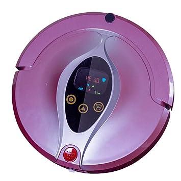 Ting Ting Robot Aspirador Navegación Inteligente y ordenada 4 Modos de Limpieza tecnología de reducción de Ruido,Purple: Amazon.es: Hogar