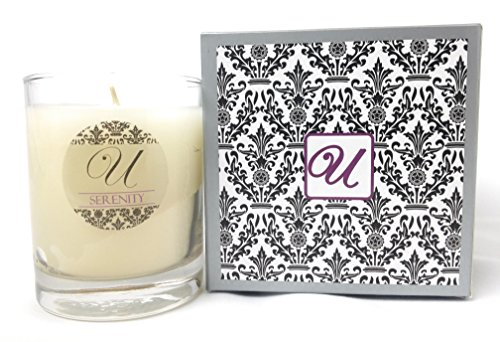 Serenity Wax Candle - Unrivaled Candles Serenity (14 oz) Jewelry Inside Valued at $10 to $10,000. Made in The USA. Great Gifts! Jewelry Candles with Fragrant Jewels, Rings, Earrings and Necklaces, Jackpot!