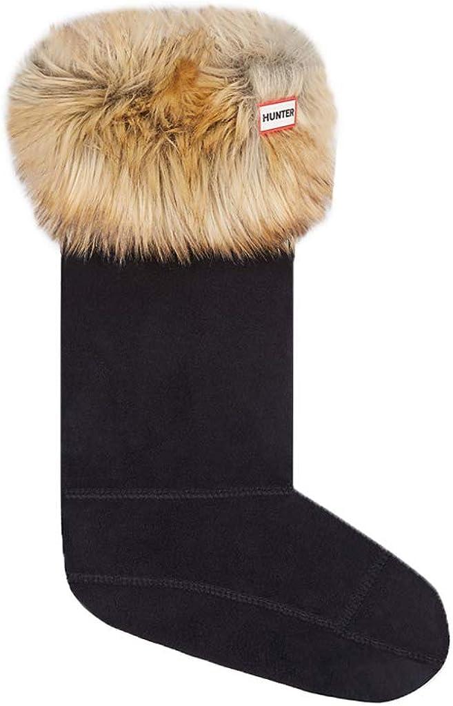 Hunter Boots Women's Faux Fur Cuff Boot