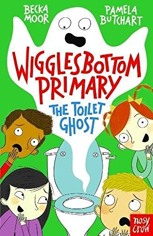 book cover of The Toilet Ghost