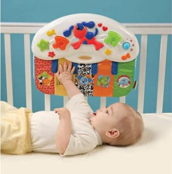 Amazon Com Infantino Puppy And Friends Crib Tunes Discontinued By