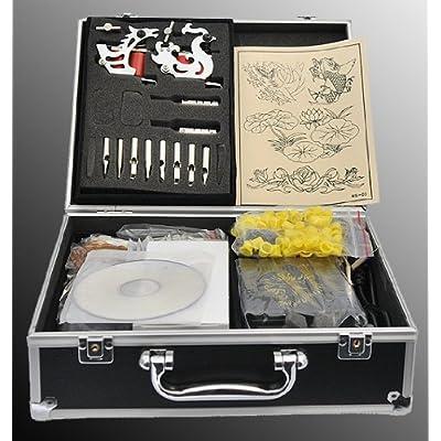 Tattoo Gun Tattoo Machine Tattoo Kit Tattoo Machine Gun Kit By JRFOTO S-R01