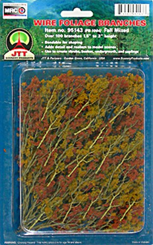 プラッツ JTT 葉枝 紅葉樹 プラモデル FB1004
