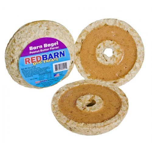 Barn Bagel (Pack Of 30) by by by redbarn Pet Products Inc 0406c0