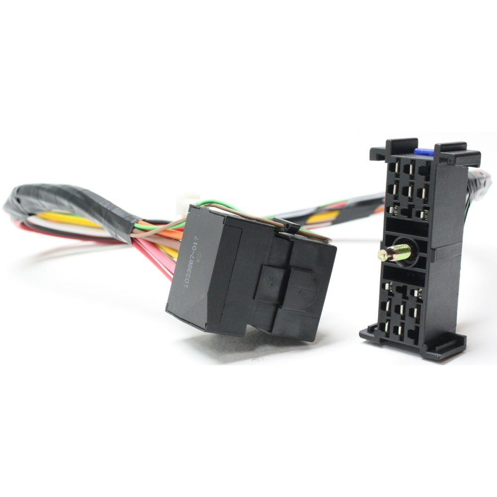 Ignition Switch for Buick Regal 97-04 2 Electrical Connectors 16 Female Terminals Male Connector Evan-Fischer