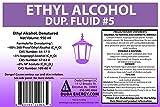 Duda Energy eth950 950 mL Bottle of Denatured