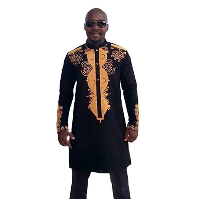 Hzjundasi Hombre Africano Nación Vestir Disfraz Tribal ...