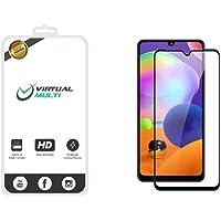 Película De Vidro Temperado 3D Full Cover Para Samsung Galaxy A31 Tela de 6.4