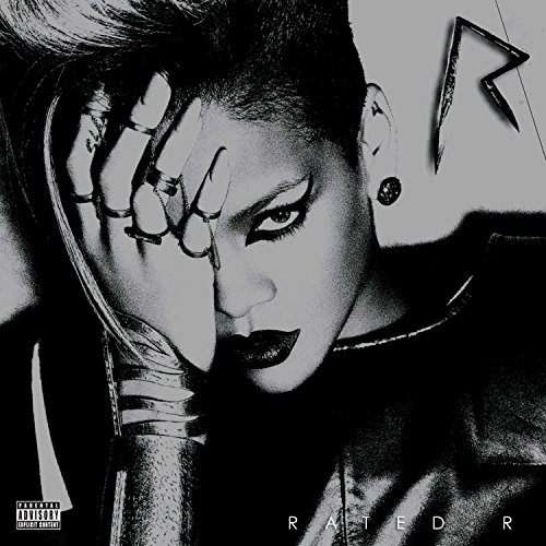 Album Art for Rated R (2lp) by Rihanna