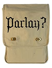 Tenacitee Parlay Putty Canvas Field Bag