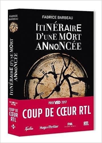 Itinéraire d'une mort annoncée - Coup de coeur RTL Livres En Francais