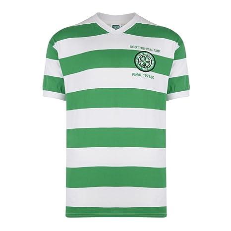 Celtic Glasgow - 1980 Scottish Cup final camiseta 57d7dfdbdb7cf