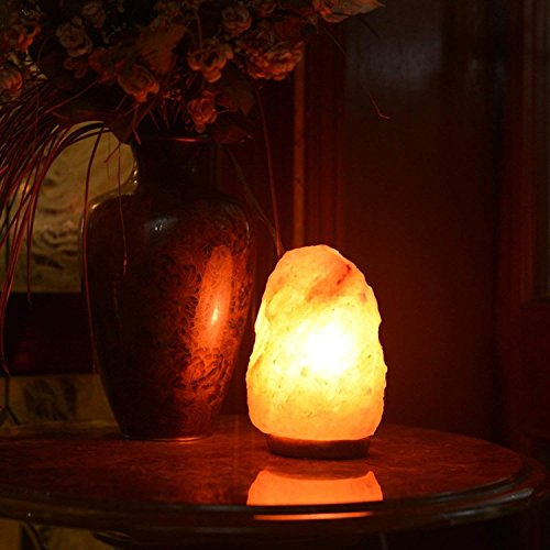 Himalayan Glow 1001, ETL Certified Himalayan Pink Salt, Home Décor Table Lamps | 5-8 lbs by WBM by Himalayan Glow (Image #2)