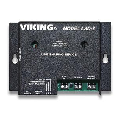 (VIKING ELECTRONICS #VK-LSD-2 Viking Line Seizure Device)