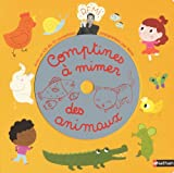 Comptines à mimer des animaux (1CD audio) (French Edition)