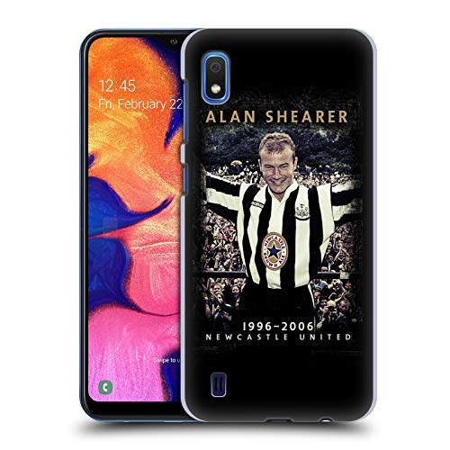 nited FC NUFC Alan Shearer Retro Badge Collection Hard Back Case for Samsung Galaxy A10 (2019) ()