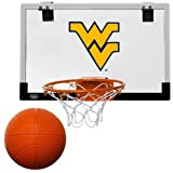 NCAA West Virginia Mountaineers Game On Hoop Set by Rawlings