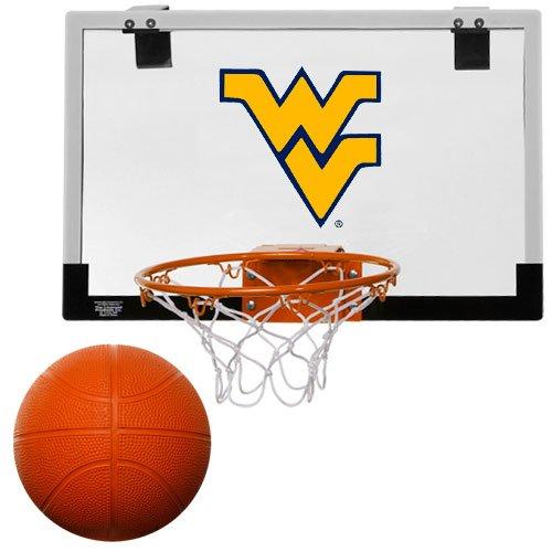 NCAA West Virginia Mountaineers Game On Hoop Set by (Wvu Basketball)