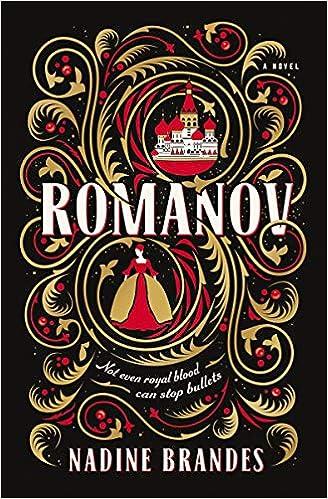 Amazon.com: Romanov (9780785217244): Brandes, Nadine: Books