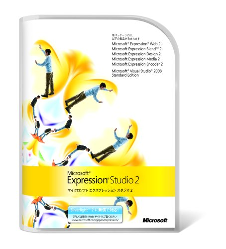 Microsoft Expression Studio 2 B001AG45CW Parent