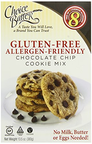 Choice Batter Chocolate Chip Cookie Mix, 13.5 Ounce