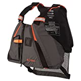 Onyx MoveVent Dynamic Paddle Sports Life Vest, Orange