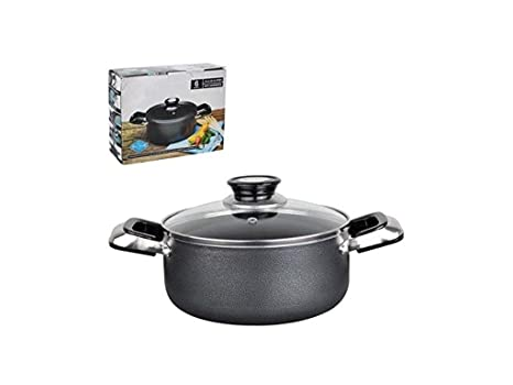 Amazon.com: Home N Kitchenware Collection horno holandés de ...