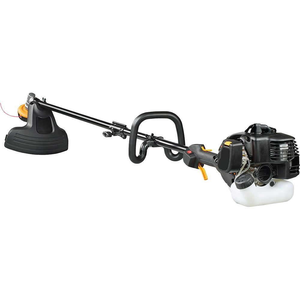 String trimmers amazon poulan pro 967105301 25cc 2 stroke gas powered straight shaft trimmer fandeluxe Images