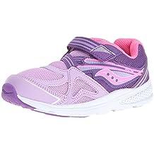 Saucony Kids Baby Ride Girl's Running Shoes