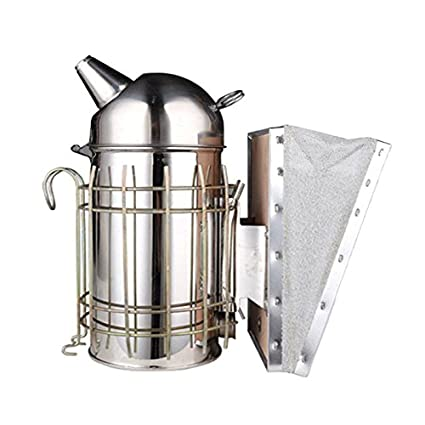 Amazoncom Bee Hive Box Smoker Beekeeping Equipment With Hanging