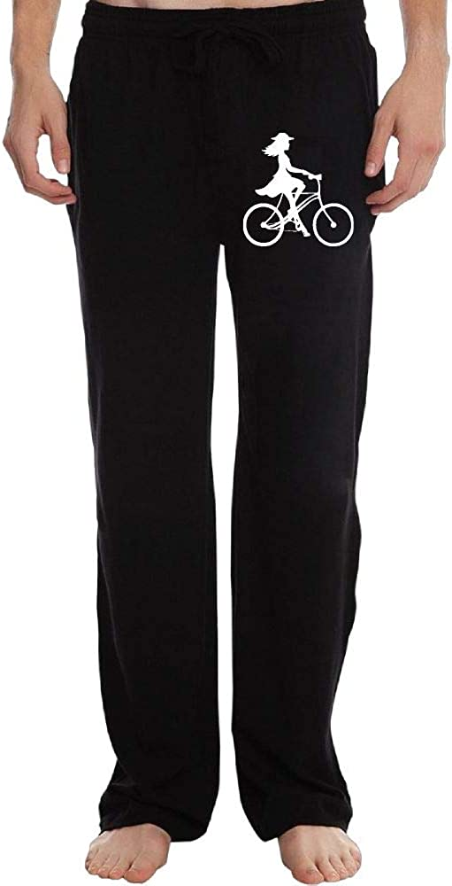 Big /& Tall Im Not Old Just Delightfully Bicycle1 100/% Cotton Jogger Sweatpant Long Sweatpants for Men