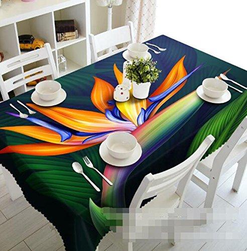 3d flores de color creativo 7994 mantel funda para mesa ...