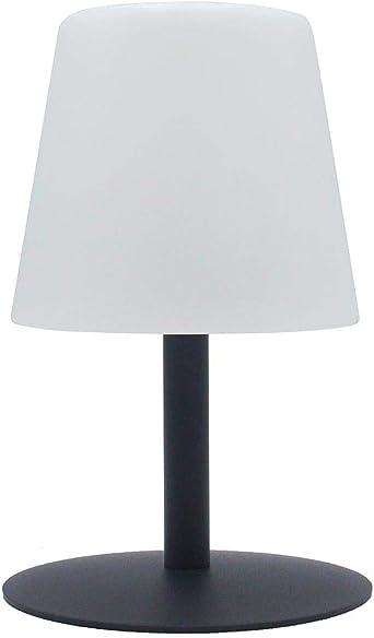 Lumisky - Lámpara de mesa de jardín con luz blanca inalámbrica con ...