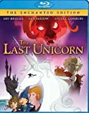The Last Unicorn (The Enchanted Edition) [Bluray/DVD Combo] [Blu-ray]