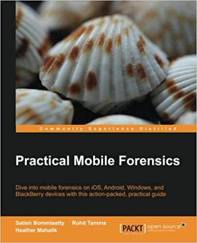 Book Practical Mobile Forensics