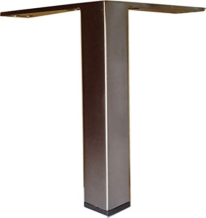 Alpha Furnishings Square Metal Furniture Sofa Cabinet Leg Feet 7