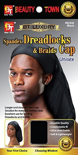 Beauty Town Luxury Spandex Dreadlocks & Braids Cap