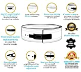 Hawk Sports Lever Belt 10mm Powerlifting Belt for