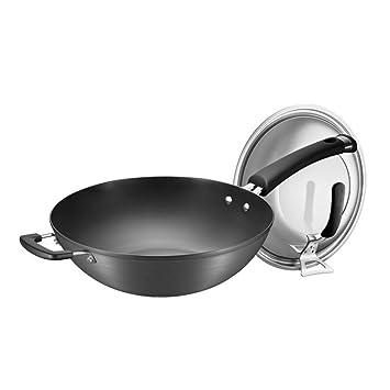 Feines Eisen verrostet keine Beschichtung Kochtöpfe mit ...