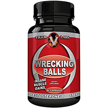 Amazon.com: Vigor Labs Wrecking Balls Award Winning Best