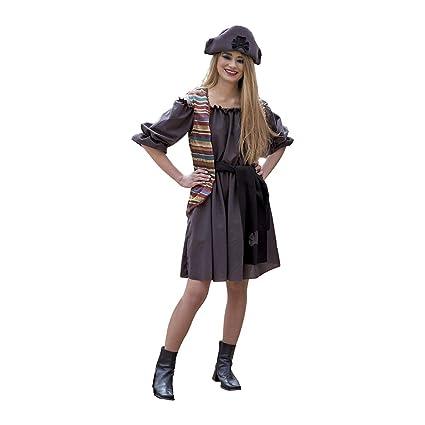 Limit Sport - Disfraz de pirata mujer Dreams, para mujer, talla M ...
