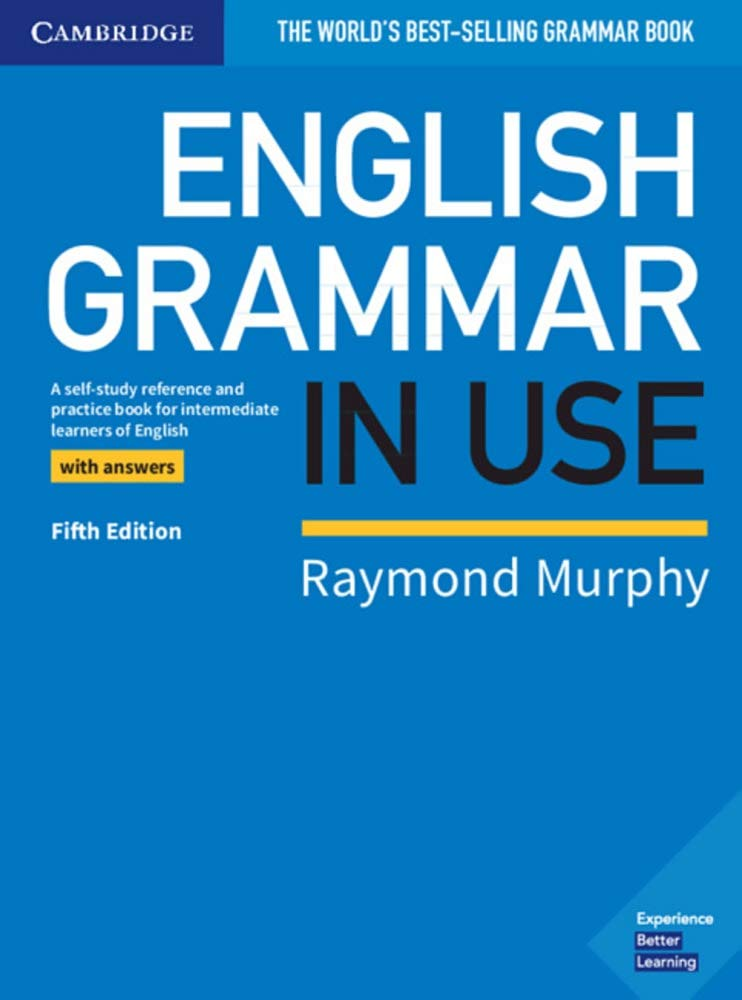 English Grammar in Use. Book with answers. Fifth Edition: Amazon ...
