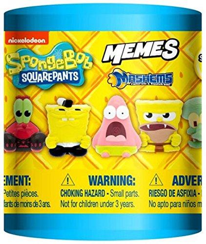 Amazoncom Mashems Spongebob Squarepants Memes Series 1 1 Capsule